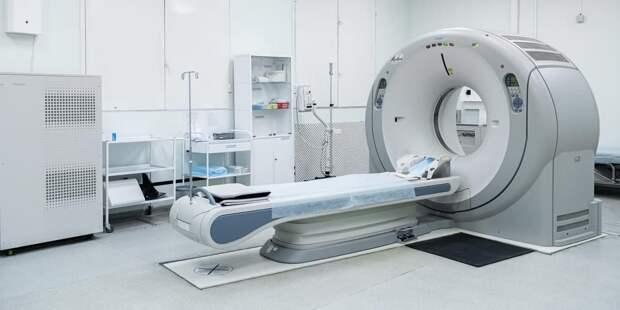 Главврач Проценко: В руках пациента самый важный инструмент успешного лечения - ранняя диагностика / Фото: М.Мишин, mos.ru