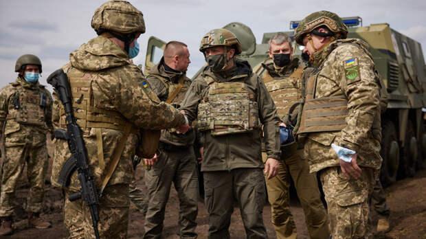 После команды западных партнёров: Бить по Донецку начали с раннего утра