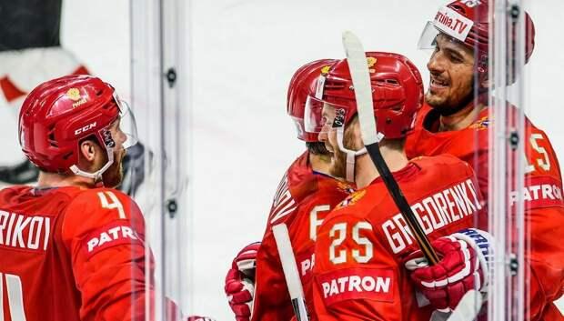 Семь игроков НХЛ сыграют за сборную России на ЧМ-2021