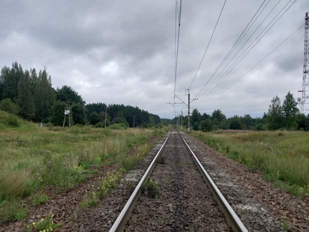 Карьеры в Новинке, Гатчинский район Ленинградской области. Пейзажи из другого мира