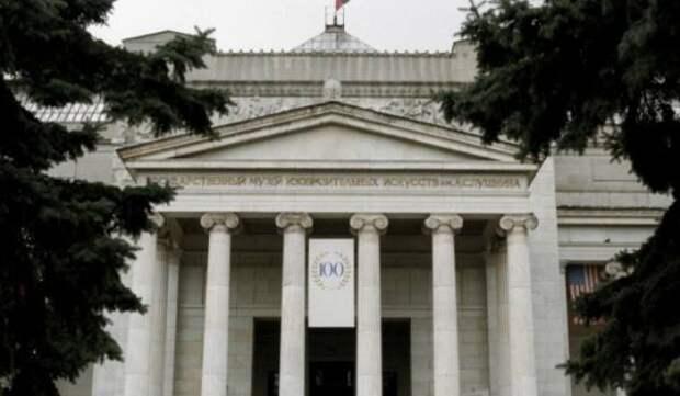Создание музейного городка на территории ГМИИ имени Пушкина завершится к 2027 году