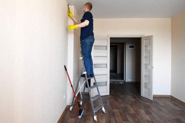 Названы самые частые ошибки при ремонте квартир