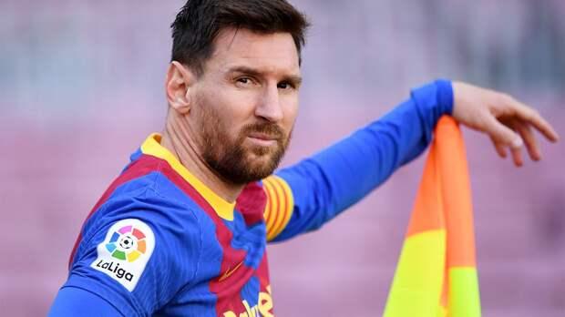 Месси согласился продлить контракт с «Барселоной» на 2 года