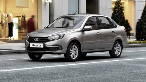 Продажи Lada Granta с новой мультимедийной системой EnjoY Pro стартовали в РФ