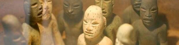 Китайцы из древней Америки