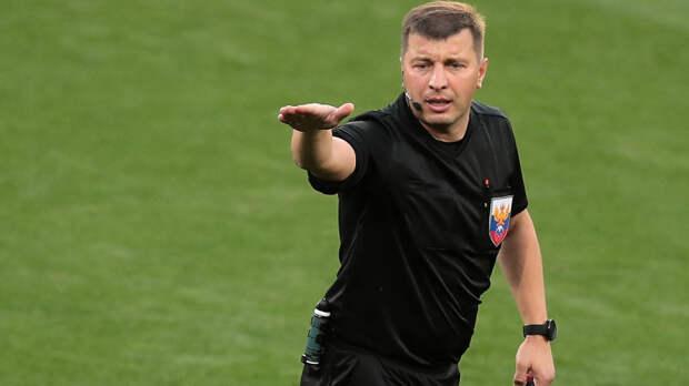 Михаил Вилков отреагировал на пожизненное отстранение от футбола