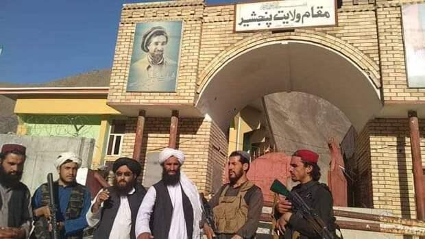 Талибы захватили мавзолей отца лидера сопротивления Масуда