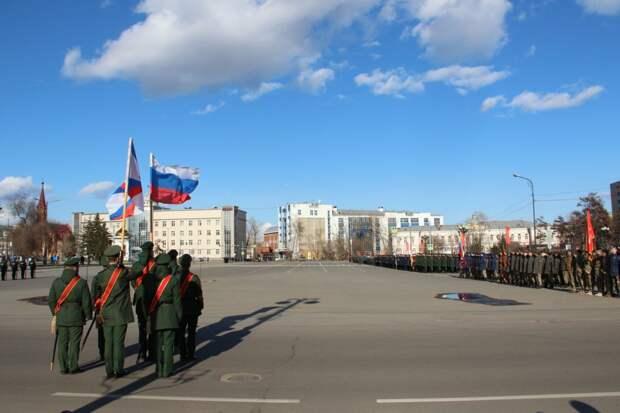 День Победы в Иркутске. План мероприятий