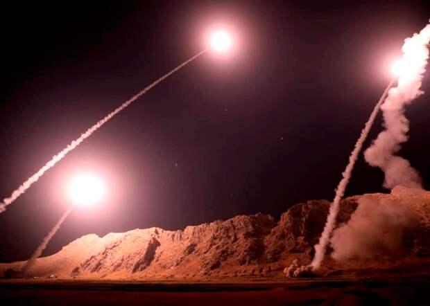 ИзЛивана выпустили ракеты поИзраилю