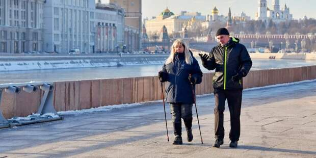 Собянин: 8 марта домашний режим станет рекомендательным, а соцкарты разблокируют. Фото: Ю. Иванко mos.ru