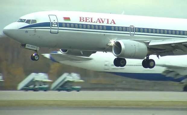 Евросоюз готовит авиационную блокаду Беларуси