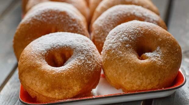 Восхитительные пончики