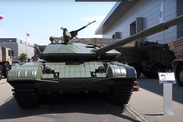 Модификация T-72 Scarab из Чехии так никого и не заинтересовала