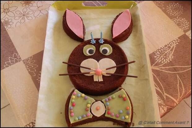 тортик для маленьких детей