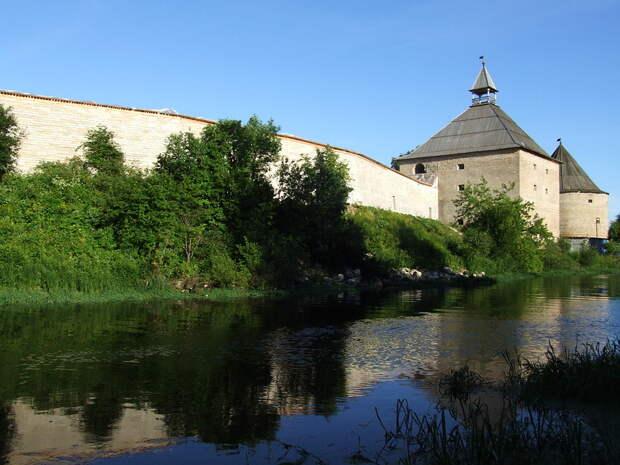 Крепости Древней Руси: Ладога