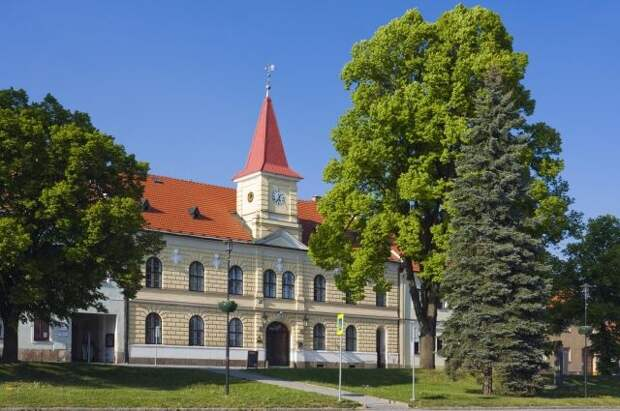 В Чехии из-за бомбы времен Второй мировой эвакуировали 1,3 тысячи человек