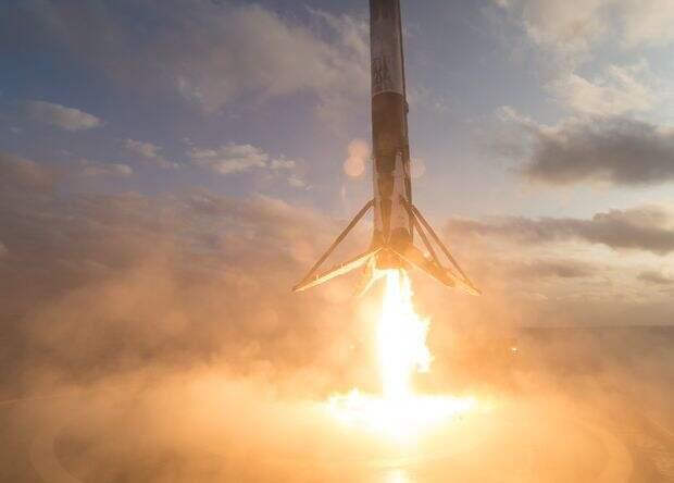 SpaceX сэкономила больше половины средств на повторном запуске первой ступени Falcon 9