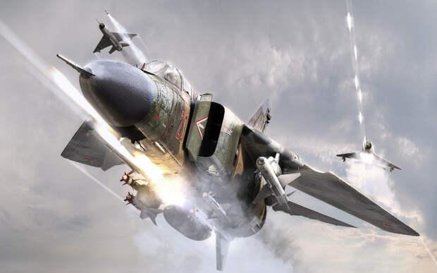 Эксперты Military Watch оценили возможности МиГ-23 в бою с F-16