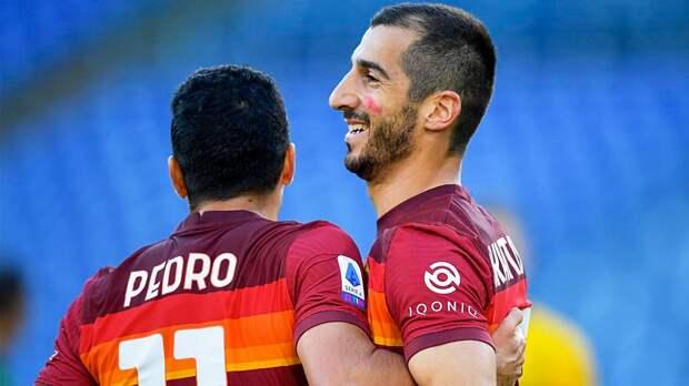 Педро: «Рома» может выиграть Лигу Европы»