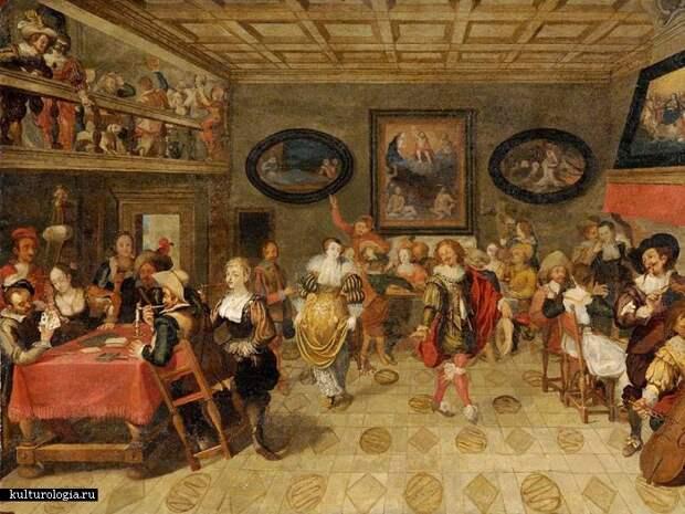 Певцы-кастраты в равной степени привлекали и мужчин, и женщин. | Фото: allday.com.