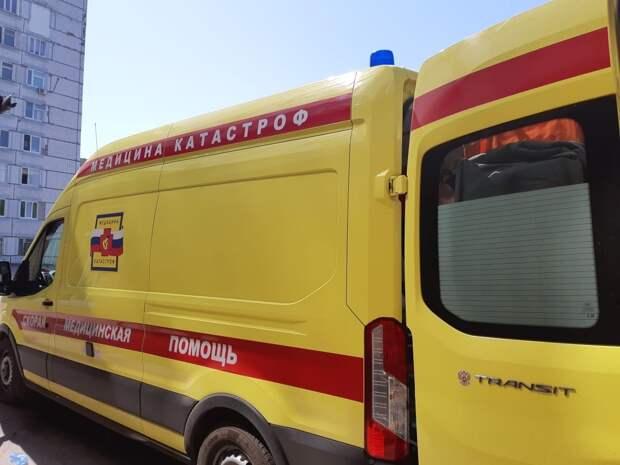 Вертолет санавиации доставил изУреня вНижний Новгород пострадавшего вДТП ребенка