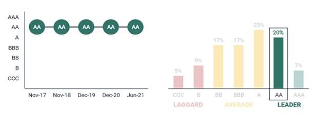 CMS имеет неплохие ESG-показатели, но доля угля все еще велика