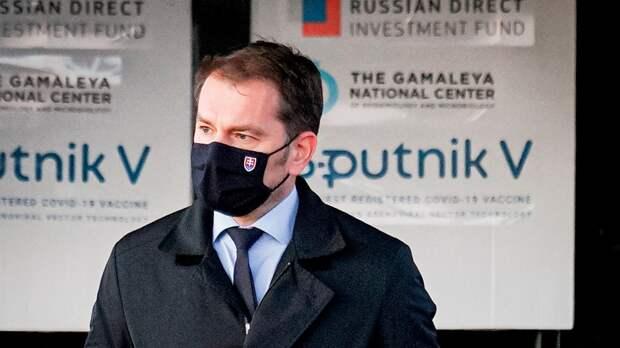 """Словакия нашла выход, чтобы урегулировать конфликт с Россией из-за """"Спутника V"""""""