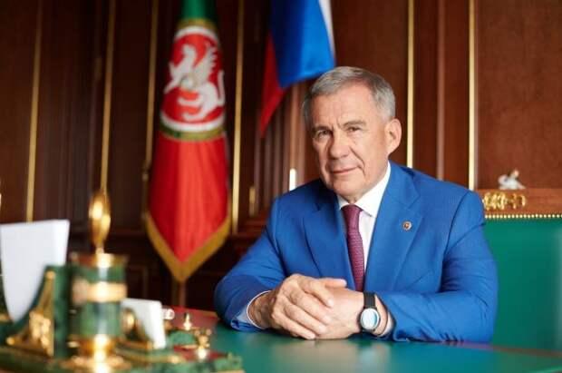 Президент Татарстана Минниханов выехал на место стрельбы в школе