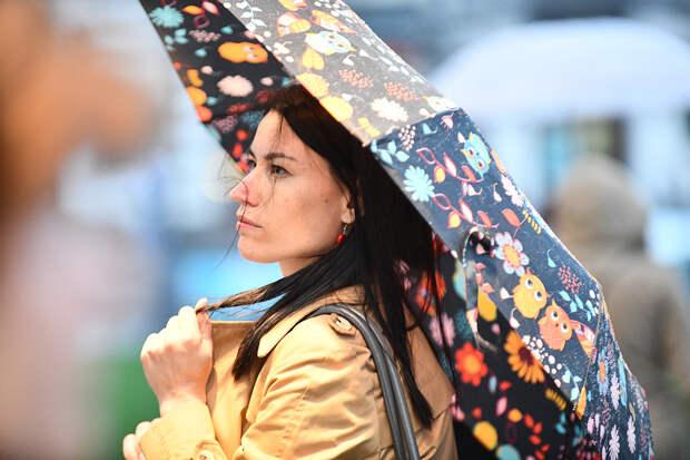 Июньское тепло и дождь с грозой ждут москвичей в воскресенье