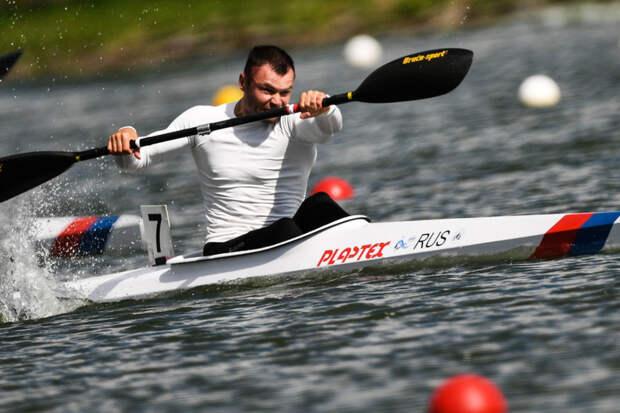Крылов выиграл серебро Паралимпиады в гребле на байдарке