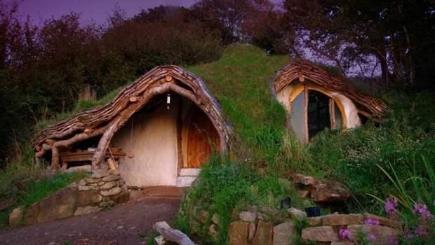 экологичные дома мира