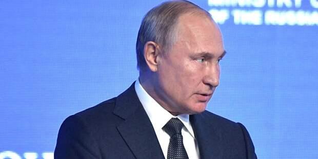 Путин поучаствует в заседании высшего совета ЕАЭС