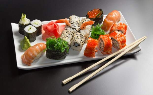 Можно ли пополнеть от риса который используется в суши еда, познавательно, суши