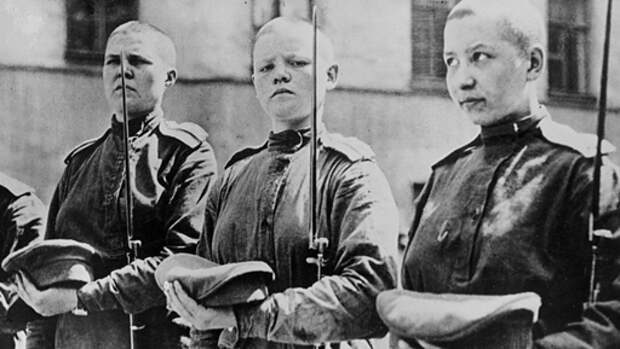 «Бочкареву Марию — расстрелять». За что убили командира женского батальона