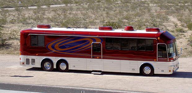 10/15 eagle bus