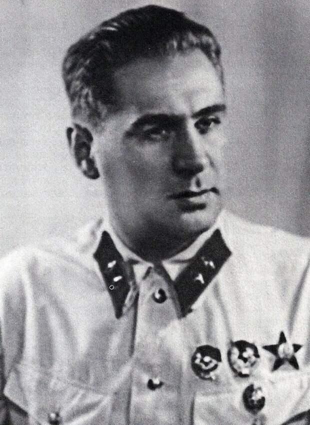 Легендарный советский разведчик Павел Судоплатов