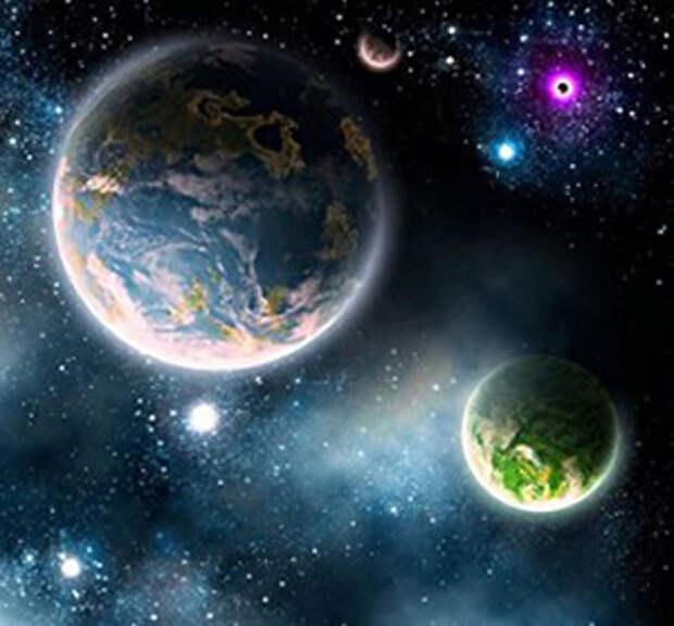 Антиземля. Тайны двойника Земли