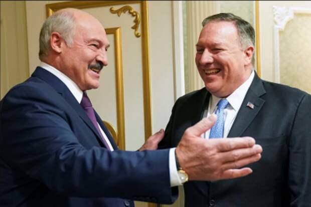 Помпео обеспокоен «насильственным изгнанием» белорусских оппозиционеров