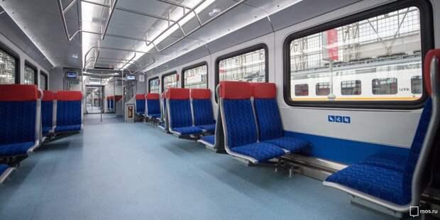 График движения поездов от «Гражданской» изменится 29 мая