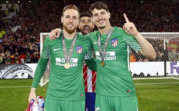 Облак стал лучшим игроком Ла Лиги в мае