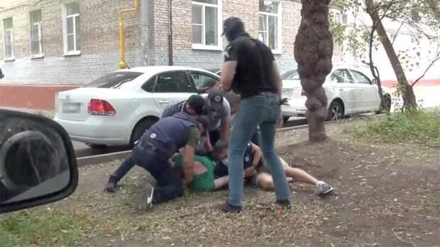 Ликвидация террориста ИГИЛ в Астрахани