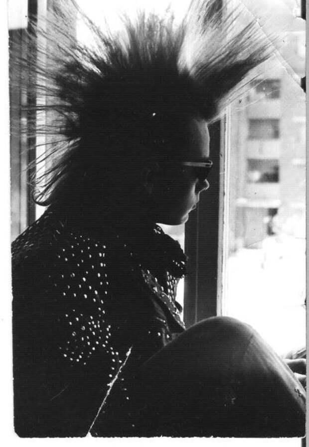 70 искренних фотографий эстонской панк-культуры 1980-х годов 35