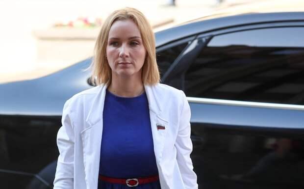 Президент назначил сенатора Марию Львову-Белову детским омбудсменом