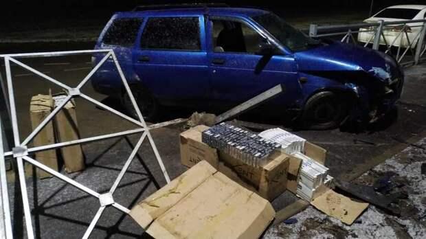 Пять автомобилей сконтрабандными сигаретами задержали вРостовской области