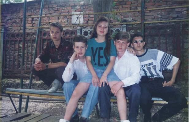 Мои 90-е, какие бы они не были, но они мои! 90-е, давно, школа