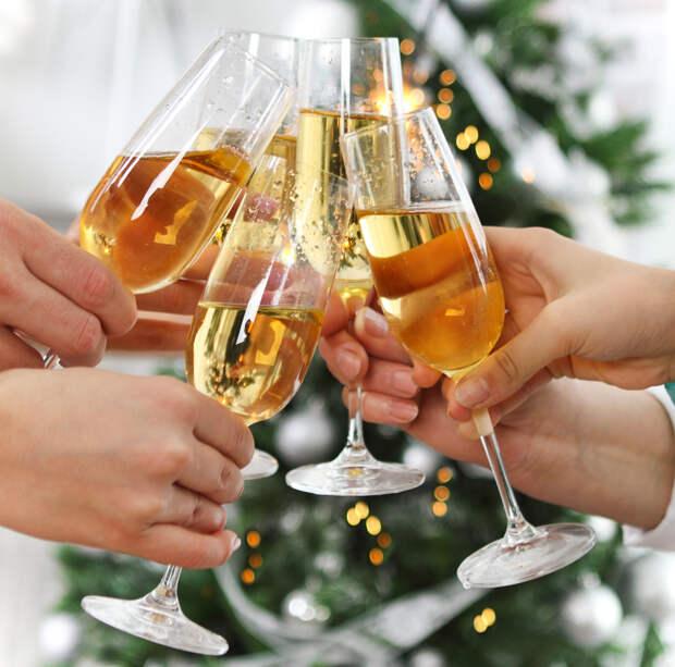 Как пережить похмелье на Новый год?