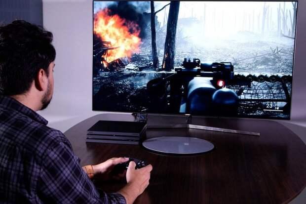 Какой телевизор купить для консоли PS4