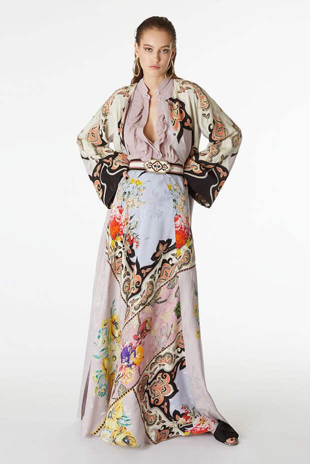 Бренд Etro выпустил модную коллекцию для творческих личностей