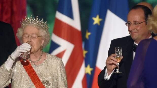 Неожиданно: Елизавета II запустила собственный пивной бренд