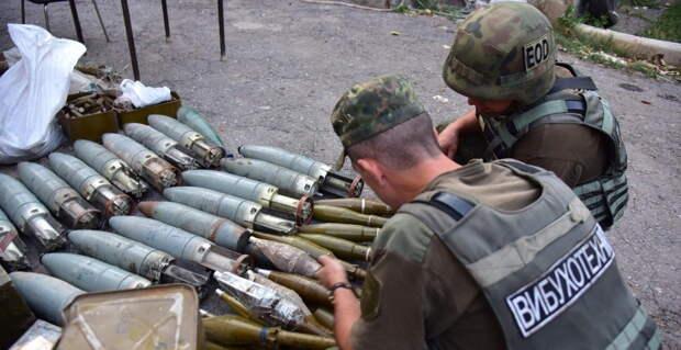 У половины снарядов «сильнейшей армии Европы» сбита система детонации